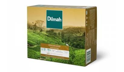 Herbata DILMAH Ceylon Gold (100T) w kopertach