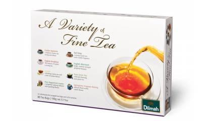 Herbata owocowa DILMAH Mix Smaków 8x10szt (80T)