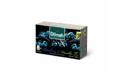 Herbata owocowa DILMAH Vanilla/Jagoda (20T)