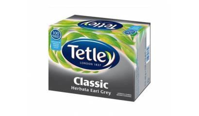 Herbata TETLEY Classic Earl Grey (100T)