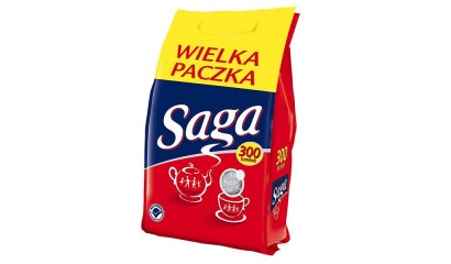 Herbata SAGA (300szt)
