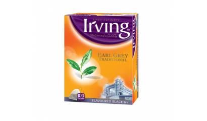 Herbata IRVING Earl Grey (100T)