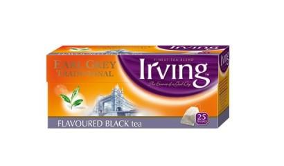 Herbata IRVING Earl Grey (25T)