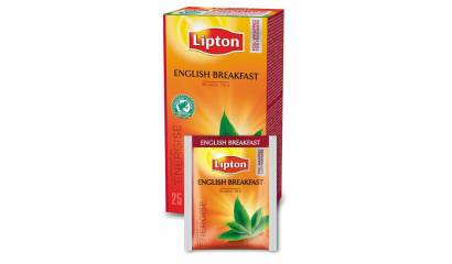 Herbata LIPTON English Brekfast (25szt) w kopertach