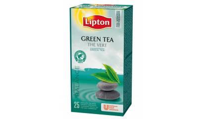 Herbata LIPTON Green Tea Pure (25szt) w kopertach