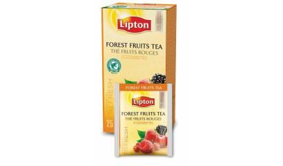 Herbata LIPTON Forest Fruit (25szt) w kopertach