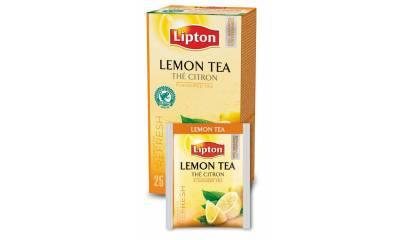 Herbata LIPTON Lemon (25szt) w kopertach