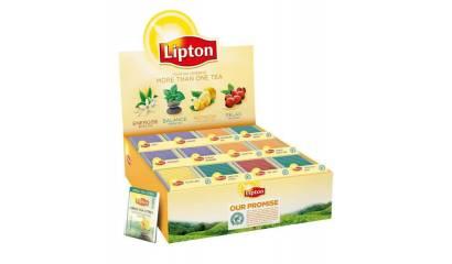 Zestaw herbat LIPTON 12 smaków po 15 kopert