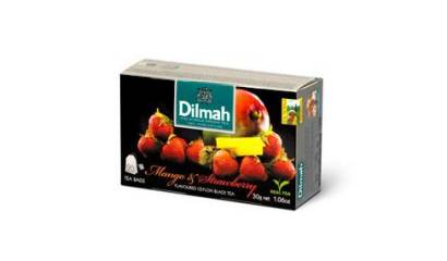 Herbata owocowa DILMAH Mango&Strawberry (20T)