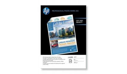 Papier fotograficzny HP Laser Photo A4 200g matowy dwustronny Q6550A (100ark)
