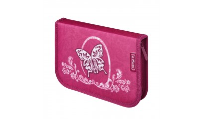 Piórnik HERLITZ Smart Rose Butterfly 0011438611