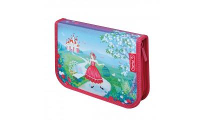 Piórnik HERLITZ 31cz Smart Princess Rosa 0011438629