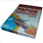 Papier podaniowy INTERDRUK A3 / 500k kratka