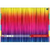 Blok rysunkowy INTERDRUK A3 / 20k kolor BLRA3K