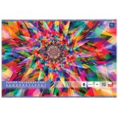 Zeszyt papierów holograficznych INTERDRUK B4 / 6k ZEPAHOB4