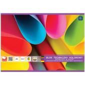 Blok techniczny INTERDRUK A5 20k kolor