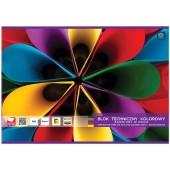 Blok techniczny INTERDRUK A4 20k kolor