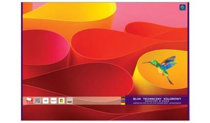 Blok techniczny INTERDRUK A3 20k kolor