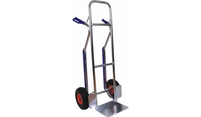 Wózek transportowy ERGO FIX dwukołowy, aluminium 200kg