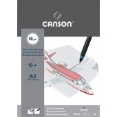 Kalka kreślarska CANSON A3 (10ark.) 6666-128