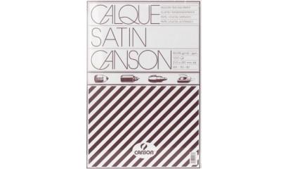 Kalka kreślarska CANSON A4 90-95g/m2 (100ark) ryza folia 200751187
