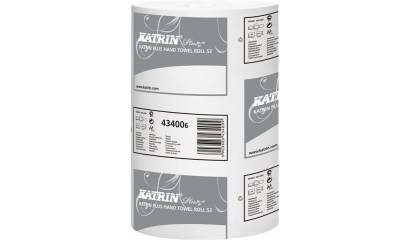 Ręcznik w roli KATRIN PLUS S2 2W 60mb super biały (12szt) 2634