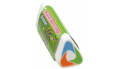Gumka uniwersalna KEYROAD Kaleidoscope mix kolor