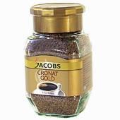 Kawa JACOBS Cronat Gold rozpuszczalna 200g