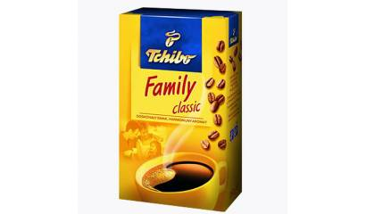 Kawa TCHIBO Family mielona 250g