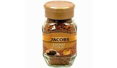 Kawa JACOBS Cronat Gold rozpuszczalna 100g