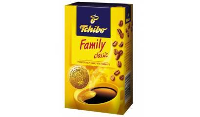 Kawa TCHIBO Family mielona 500g