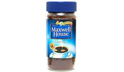 Kawa MAXWELL HOUSE Bogaty smak rozpuszczalna 200g