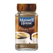 Kawa MAXWELL HOUSE Delikatny smak rozpuszczalna 200g