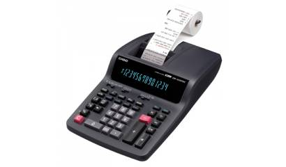 Kalkulator z drukarką CASIO DR-320 TEC