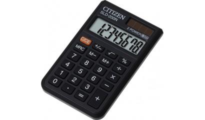 Kalkulator kieszonkowy CITIZEN SLD-200N