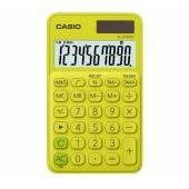 Kalkulator CASIO MS-20UC limonkowy