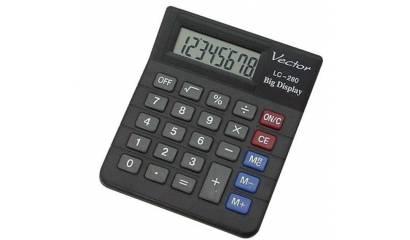 Kalkulator VECTOR LC-280