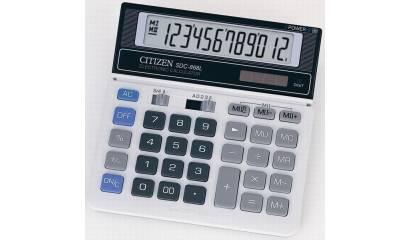 Kalkulator CITIZEN SDC-868/L
