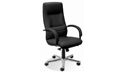 Fotel gabinetowy NOWY STYL Linea Steel Chrome SD01
