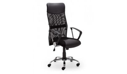 Krzesło biurowe NOWY STYL HIT W-03 czarne