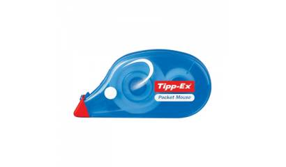 Korektor w taśmie TIPP-EX Pocket Mouse 4.2mm/9m niebieski 8207891