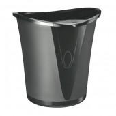 Kosz na śmieci LEITZ Allura 18L czarny 52040095