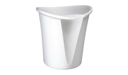Kosz na śmieci LEITZ Allura 18L biały 52040001