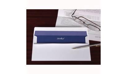 Koperta DL HK Super Mail 110x220mm biała 100g/m2 (400szt) NC