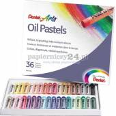 Pastele olejne PENTEL 36 kolorówPHN-36