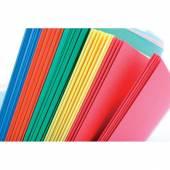 Papier ksero A4 / 160g KRESKA mix  kolorów  intensyw. (100ark)
