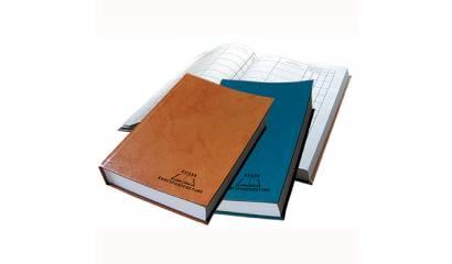 Książka korespondencyjna WARTA A4/300k bordowa 1824-229-017