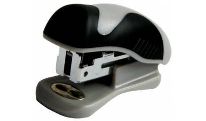 Zszywacz EAGLE ALPHA Mini S5027B czarny 15k 24/6 110-1291