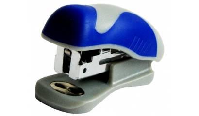 Zszywacz EAGLE ALPHA Mini S5027B niebieski 15k 24/6 110-1293