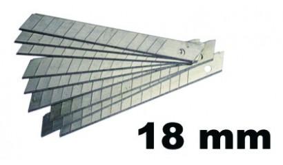 Ostrza do noży GRAND 18 mm (10szt) 130-1198
